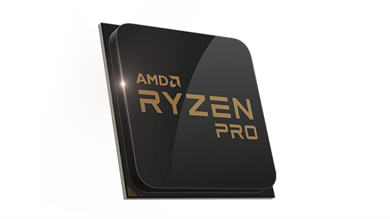 AMD Ryzen Pro Processors for Business PCs Launched
