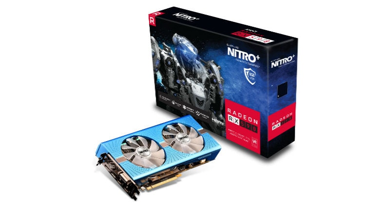 AMD Radeon RX 590 Mid-Range GPU Announced for Full-HD PC Gaming