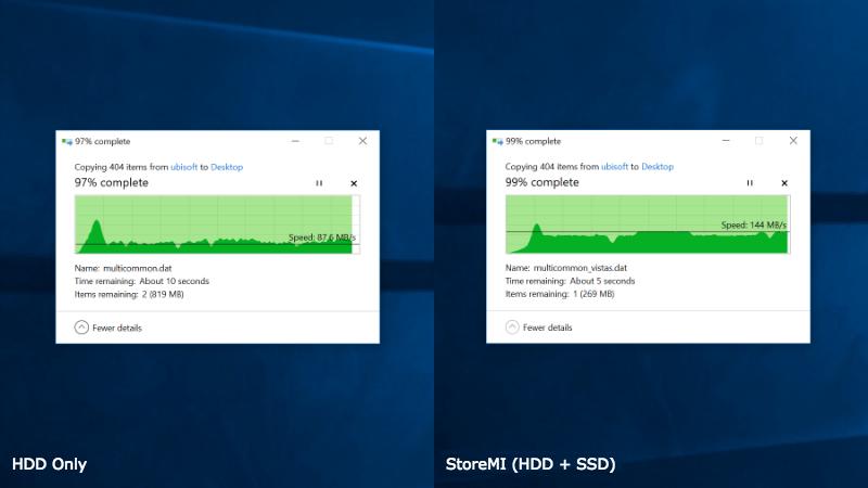 AMD StoreMI Review | NDTV Gadgets360 com