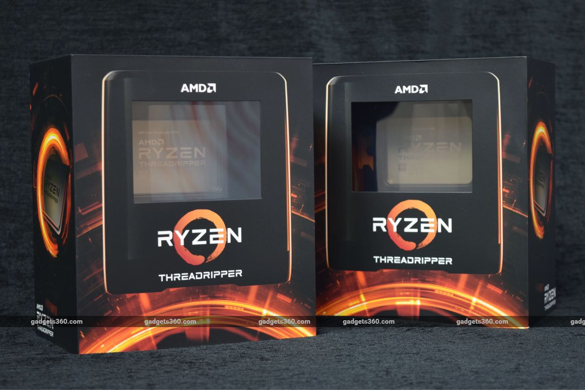 Amd Ryzen Threadripper 3970x Ryzen Threadripper 3960x And Msi Creator Trx40 Review Ndtv Gadgets 360