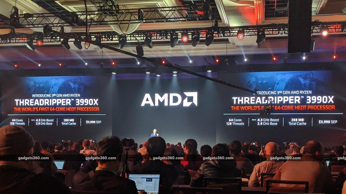 amd threadripper 3990x gadgets 360 full amd