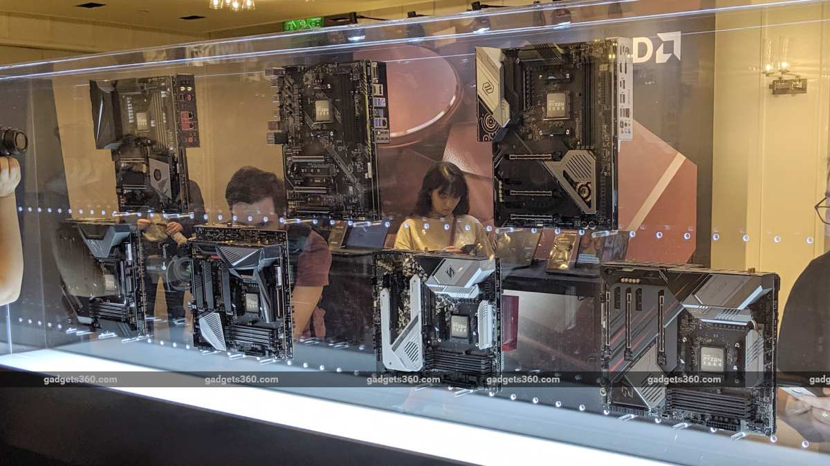 amd x570 motherboards computex2019 ndtv computex
