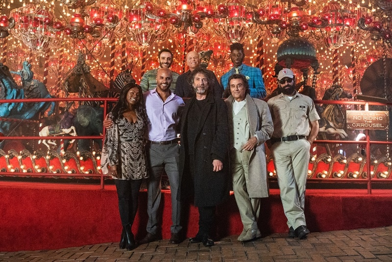 American Gods Season 2 'Feels Like' Season 1, Says Neil Gaiman