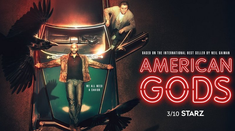 American Gods Season 2: Watch the First 3 Minutes of the Neil Gaiman
