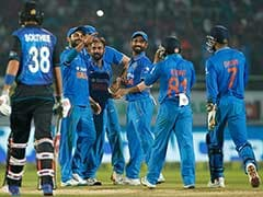 MS Dhoni Describes Bowlers Performance as One of The Best