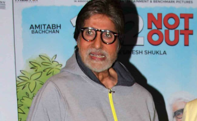 Amitabh Bachchan Didn't Understand Avengers: Infinity War, Twitter Comes To His Rescue