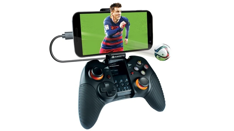 Amkette Evo Gamepad Pro Wired Gaming Controller Launched for Android Devices