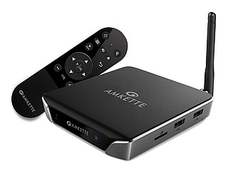 Amkette Evo TV 3 4K Box With 7.1-Channel Surround Sound Launched: Price, Specifications