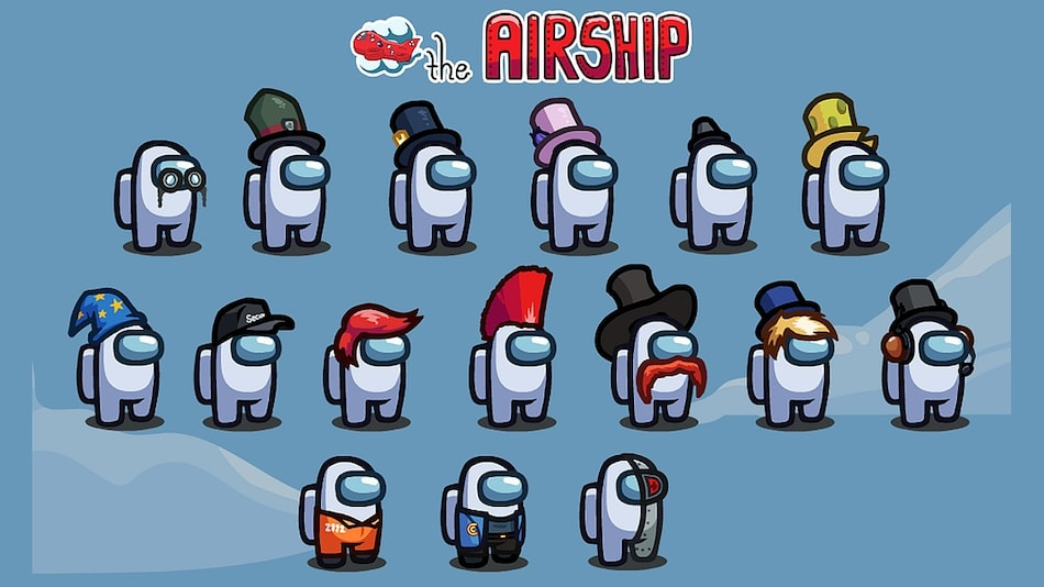 Among Us Finally Getting Airship Map — Its Biggest One Yet