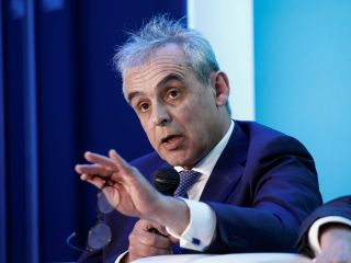 Cryptocurrencies Such as Bitcoin Are a 'Farce,' Amundi CIO Pascal Blanque Says