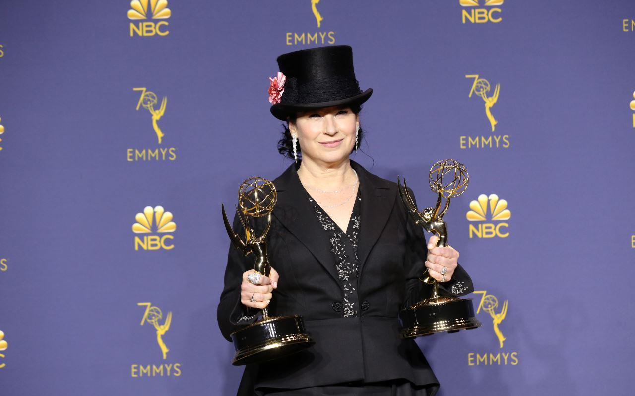 amy sherman palladino emmys 2018 Emmys 2018 Amy Sherman Palladino