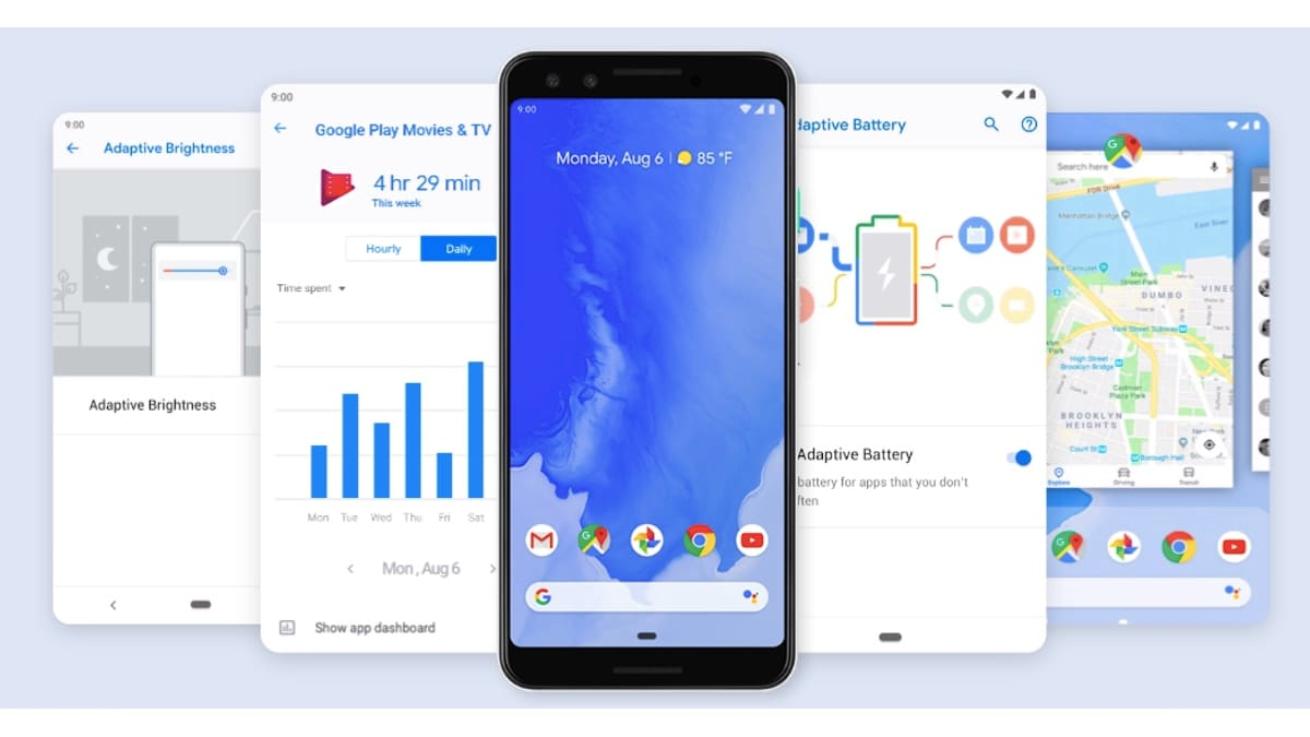 Google Finally Updates Android Version Distribution Numbers at I/O 2019, Pie Crosses 10 Percent Mark