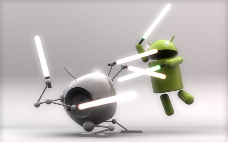 Android Is As Secure As Apple's iOS, Google Security Director Claims