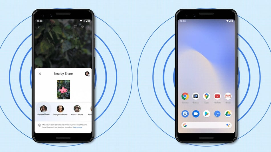 Nearby Share: How to Transfer Files Between Two Android Phones
