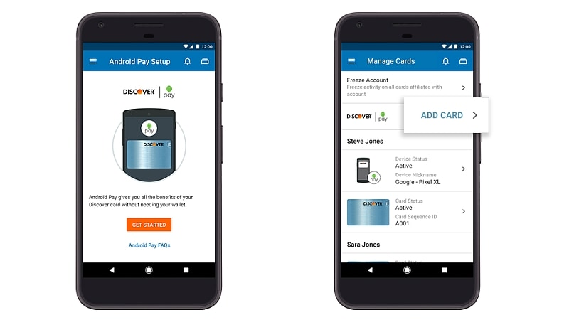 Android Pay Gets Integrated With Select Mobile Banking Apps
