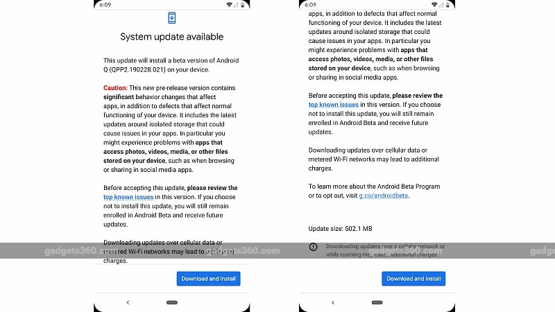 Android Q Beta 2 Arrives With 'Bubbles' Multitasking Feature