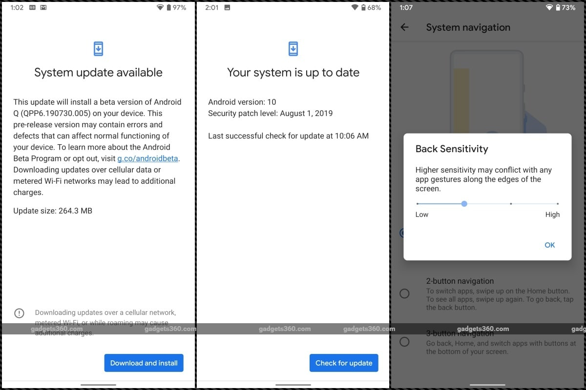 Android Q Beta 6 Released, Final Version 'Just a Few Weeks Away