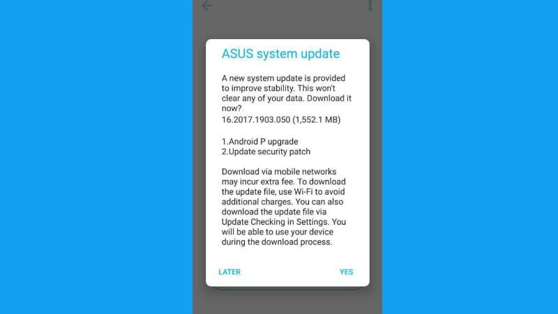 , Asus ZenFone Max Pro M1, Asus ZenFone Max M2 Android Pie Update Now Rolling Out in India, Next TGP