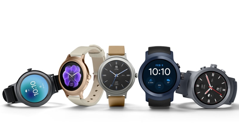 Google's Android Wear 2.0 debuts with LG Watch Style, Watch Sport