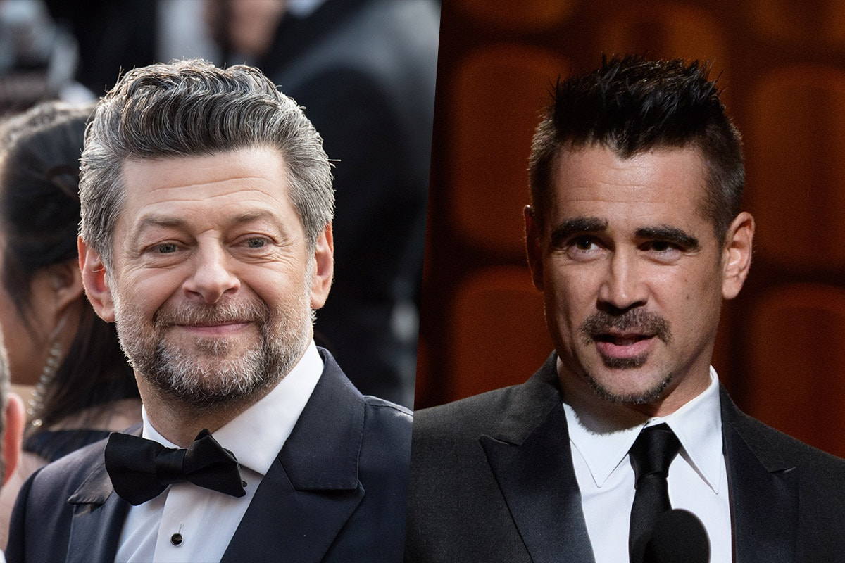 The Batman: Andy Serkis, Colin Farrell Said to Be in Casting Talks to Play Alfred Pennyworth, The Penguin