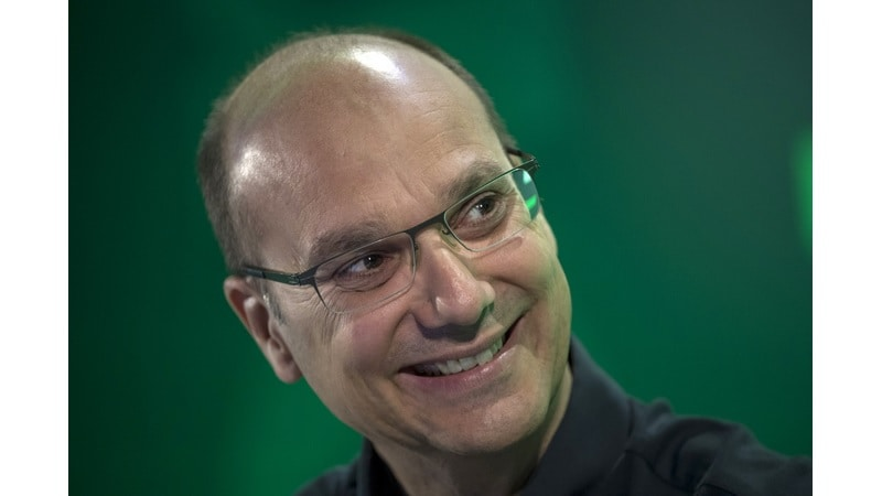 Andy Rubin's Essential Products Is Said to Consider Sale