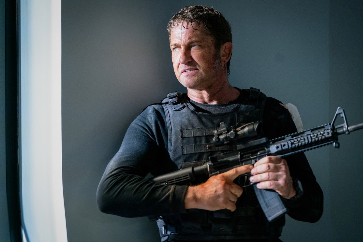 Angel Has Fallen, Gerard Butler Action Movie, Out Now in