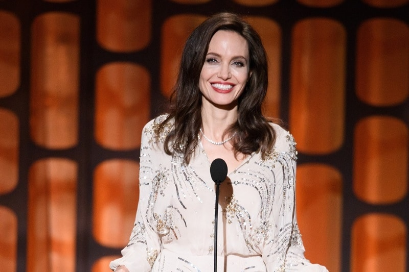 Angelina Jolie in Talks to Star in Marvel's The Eternals for Her Superhero Debut: Reports