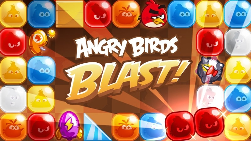 Angry Birds Blast Puzzle Game for Android, iOS to Launch on Thursday (Already Available in India)