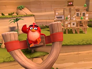 Angry Birds VR: Isle of Pigs Virtual Reality Game Launched on HTC Vive, Oculus Rift