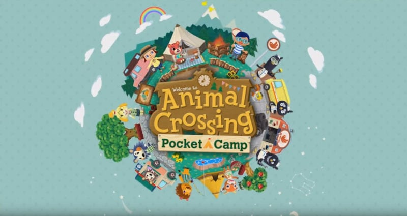 Animal Crossing: Pocket Camp for Android and iOS Announced, Out Late November