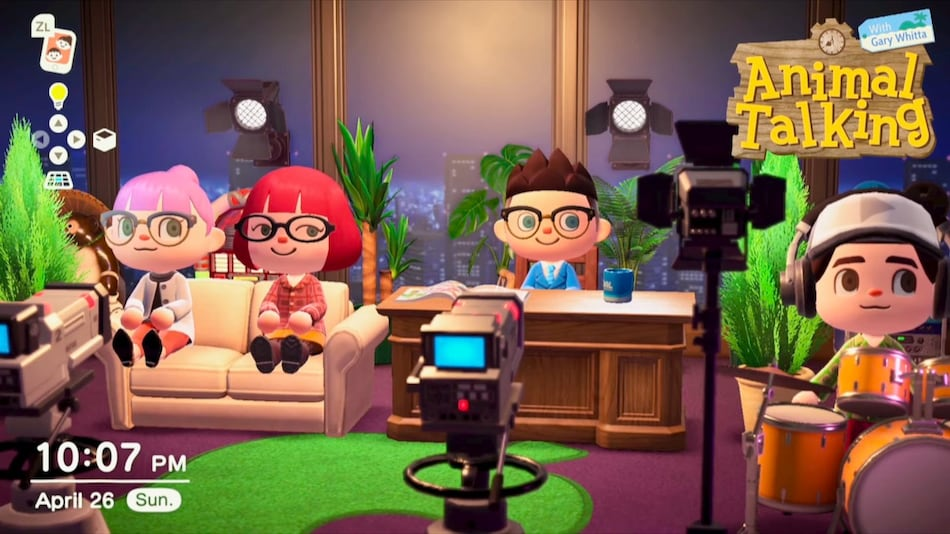 Animal Crossing: New Horizons Is Now the Setting for a Talk Show From Rogue One Writer Gary Whitta