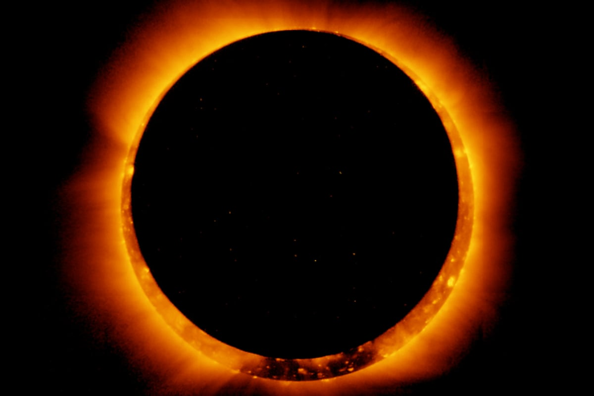 Solar Eclipse 2019: 10 Great Photos Taken During the Eclipse Today