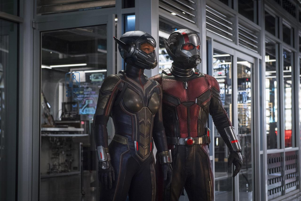 Ant-Man and the Wasp Trailer Promises More Shrinking and Blowing Up