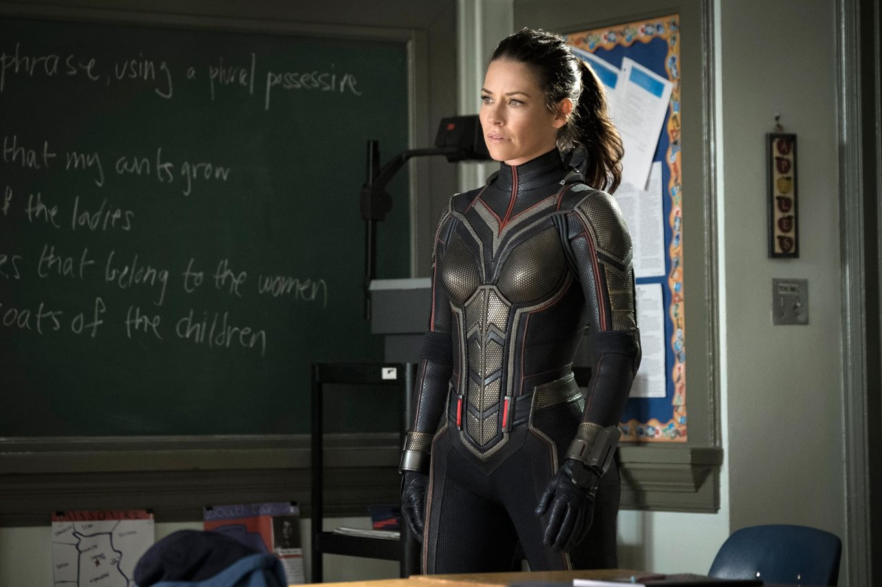 ant man wasp evangeline lilly Ant Man and the Wasp