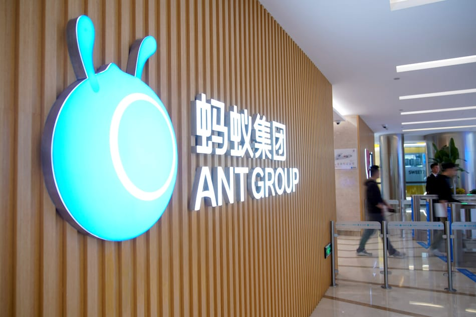 Ant Group's Record $37-Billion IPO Suspended in Shanghai, Hong Kong