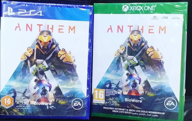 Anthem Release Date Broken Internationally