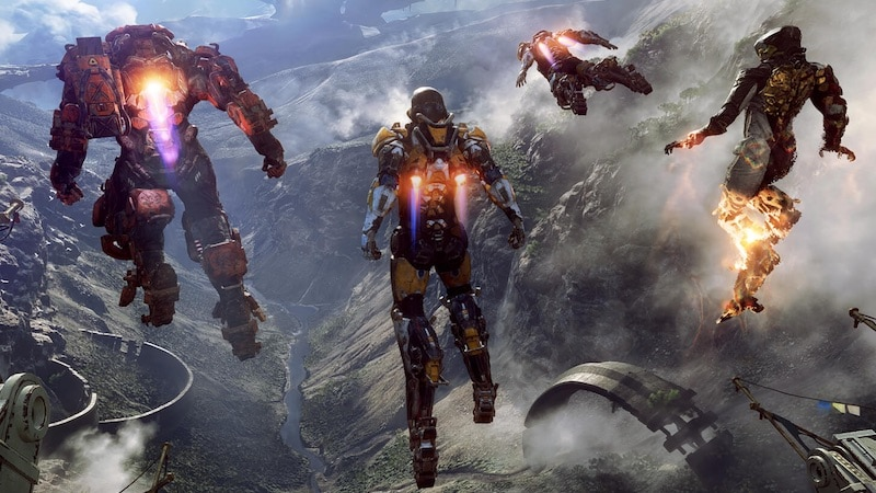 EA Confirms Reports BioWare's Anthem Delayed To 2019