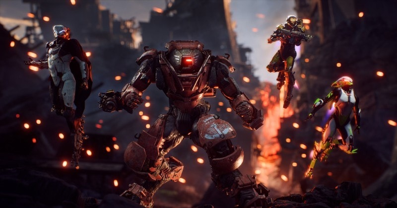 Anthem Could Well Be 2019's Fallout 76. Here's Why.