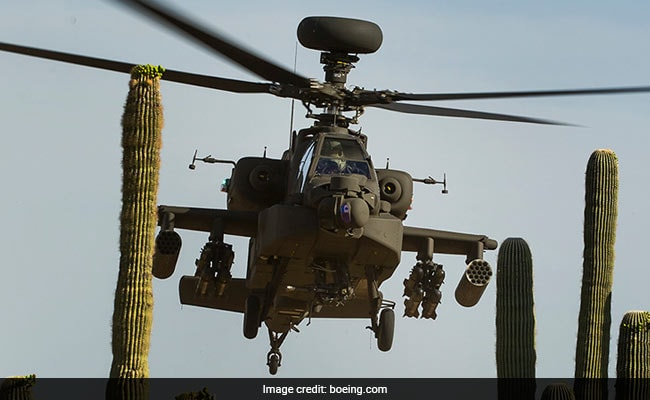 apache helicopter boeing