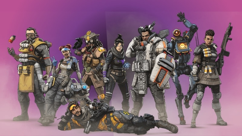 Apex Legends To Get Free Paid Battle Pass And Recruit Mode