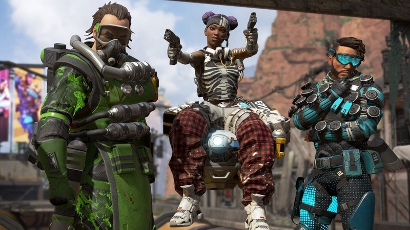 Apex Legends Hits 50 Million Players 1 Month After Game's Launch