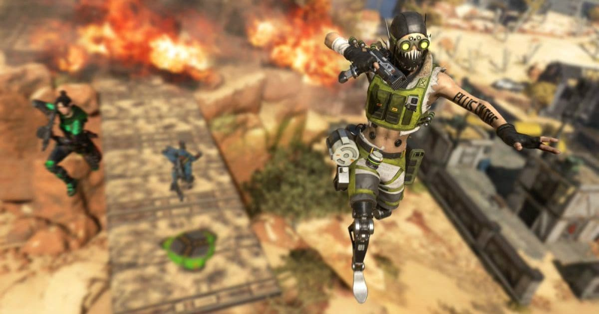 Apex Legends Season 2 - Battle Charge Trailers Shows Off Major Changes Ahead of July 2 Launch