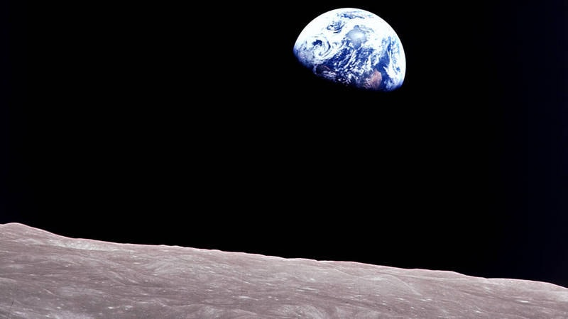 Apollo 8: NASA's First Moonshot Was a Bold and Terrifying Improvisation