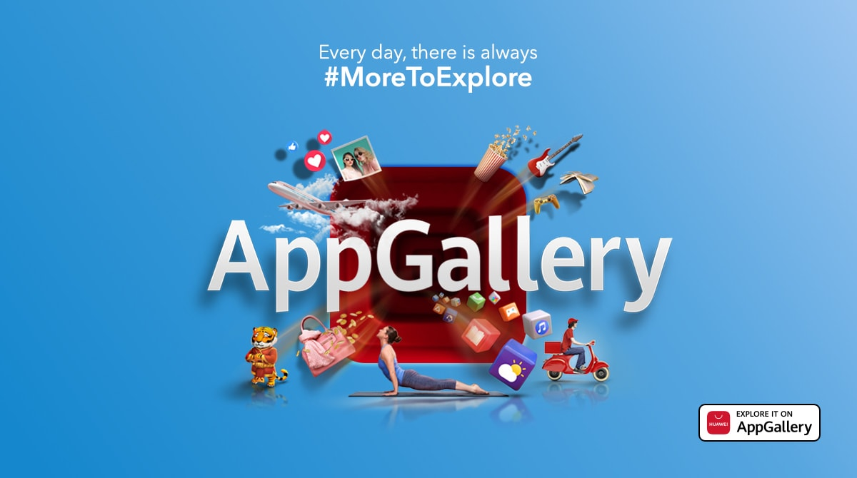 app gall appgallery
