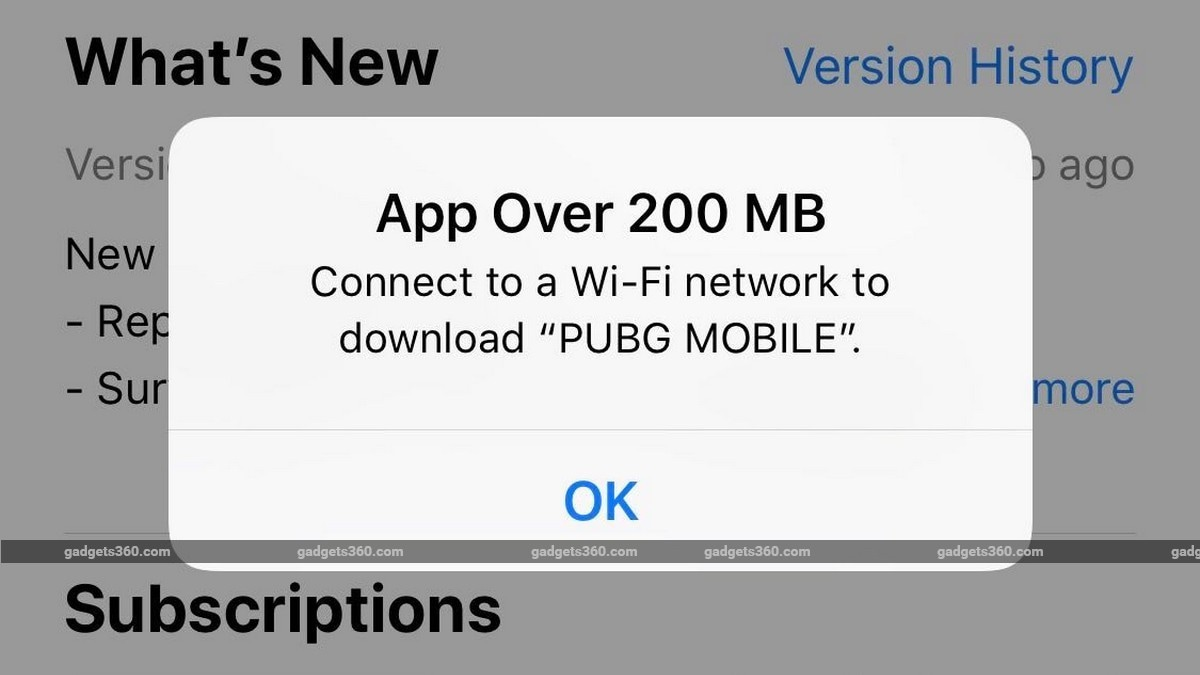 Apple Increases App Download Limit to 200MB Over Cellular Data for iPhone Users