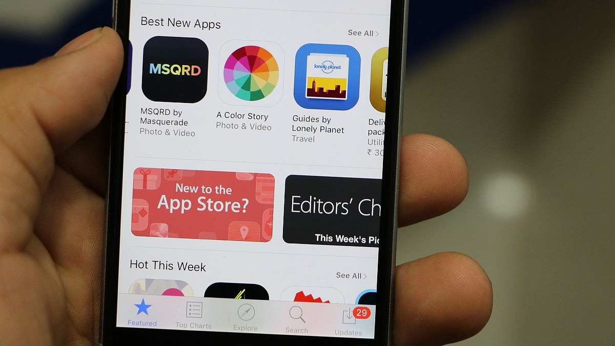 App Store Bug Removes 22 Million Ratings, Apple Acknowledges Error and Will Restore Them