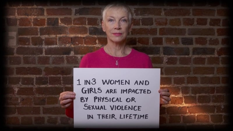 Apple Music, Annie Lennox Campaign for 'Global Feminism' on International Women's Day