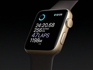Apple Watch Series 2 With Water Resistance, GPS Launched