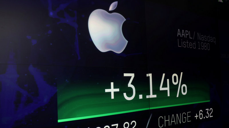 Honey, I Shrunk $1 Trillion Apple's Profit Margins