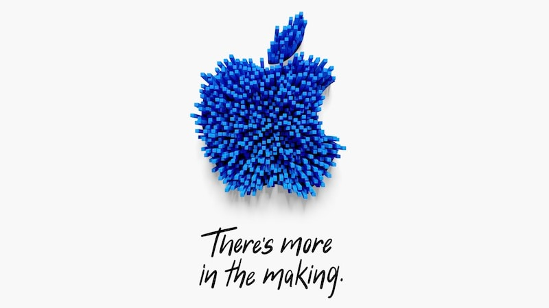 Apple Shares Over 30 Artistic Logos for Their Upcoming Event